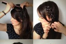 hair / by Snowriel