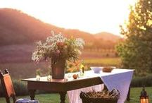 Dining in Style / by Kathy Gazarek