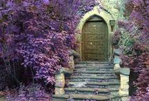 Doors and Windows / Interesting, beautiful and creative doorways / by Jim Eng