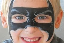 Facepainting   / Cutest face paint ideas / by Handpressions