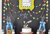 Birthday Party Ideas! / Celebrate your child's birthday with creative and fun ideas that only Pinterest could bring! #birthday #kids / by Handpressions