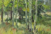 trees in art / by ROBIN LEWIS-WILD