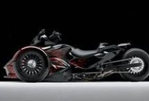 Can Am Spyder / The Can-Am Spyder Motorcycle / by HawksHead Systems TPMS