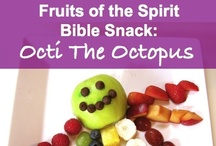 Bible Snacks / by Christianity Cove