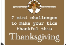 Thanksgiving Ideas / by Christianity Cove
