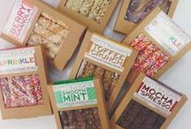 Flavored Chocolate Covered Pretzels / Our chocolate covered pretzels are thoughtfully flavored, generously dipped and perfectly decorated!  / by Fatty Sundays