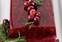 Cranberry Recipes / by Suzanne Sugarbaker