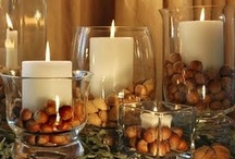 Table Centerpieces / by Lonna Dickey