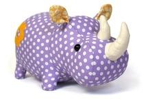 Stuffed animal sewing pattern  / by Ayda ABC
