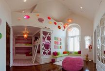 Kids spaces / by Maty Anderson