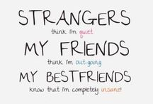 Thinking of You, Besties / Ashlee and Ange! I miss you so much! / by Jessica Graves