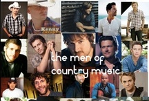 Country Music ♥ / by Cheryl Wilson