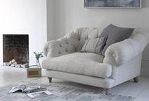 Livingroom {inspiration} / by Pienilintu Blogi