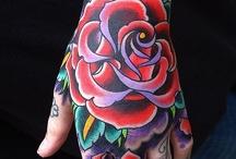 Ohh the tattoos / by Sammi Hicks