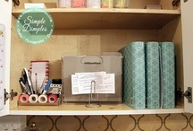 Home   Organizing and Cleaning / by Liz Archambeault