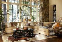 Home Interior / by Sharon Lambros