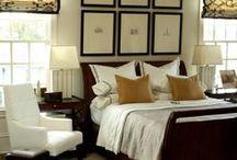 Bedrooms / by Elayne Forgie