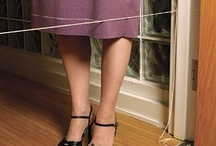 Sewing Inspiration and Patterns / by Sarah Hydock