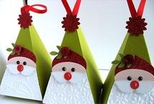 Christmas Cards & Christmas Crafts / by Elayne Forgie