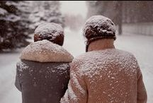 snow + rain / by Jennifer Angier