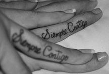 Tattoos / by Rebecca Good