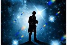 Enter the T.A.R.D.I.S. / The Doctor. Who? / by April M. Abella-Padil