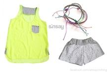 Konkurs SINSAY IT / Wygraj ciuchy marki SINSAY jeszcze przed premierą naszej kolekcji. / by Sinsay