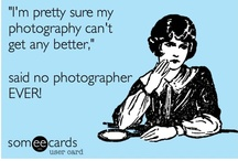 Photography Humor / by Photography Spark