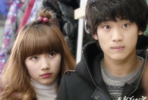 KDrama ~ Dream High  / Six students at Kirin High School have the dream of becoming K-pop idols. During their school years, they learn how to develop their singing, songwriting and dancing skills while undergoing personal growth. They also go through their love life and start to develop feelings for each other. Each one of the students has his or her own strengths and weaknesses, but they strive to debut with the support and guidance of each other. / by Becky Moncrief
