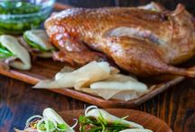 Chinese Cuisine-Meat, Poultry & Seafood / by Chiqui B