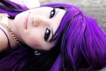 amazing hair & hair colors / Diff hair cuts, colors, styles. All that good stuff. (; / by Emily H.C