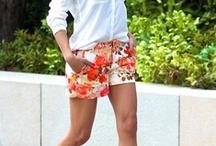Shorts / by FASHION ID