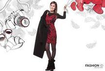 """Fashion ID ♥ Bloggers / """"My Fashion Identity"""" Bloggerkampagne / by FASHION ID"""