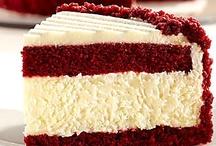 Desserts  / mmmmmmm desserts.... i say let em' eat cake!  / by Heather Thompson