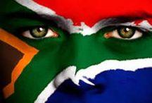 Ahh... South Africa - My Country / by Karin van der Mescht