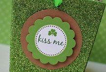 Kiss Me I'm Irish xo / by Heather Thompson
