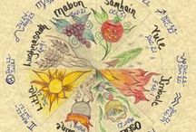 Wicca - Wheel of the Year / by Lisa-Marie Lyman
