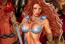 Red Sonja / by Jeanne