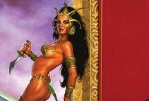 Dejah Thoris - Princess of Mars / by Jeanne