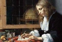 baroque DUTCH  / REMBRANDT / VERMEER / HALS / by PIETER FLEERACKERS