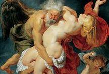 baroque FLEMISH RUBENS (1) / Pieter Paul Rubens 1577-1640 / by PIETER FLEERACKERS