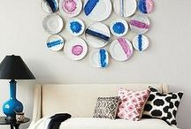 DIY :: Decor / Tutorials and ideas for DIY Decor / by Vicki Arnold