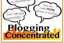 Blogging :: Conferences / Looking for or planning on attending a blogging conference? Look no further than here for help on planning and preparing for a productive time. / by Vicki Arnold