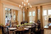 Dining Room Décor / The dining room is the hub of the home - from homework time to entertaining. Be sure to show it off in its best light.  / by Lutron Electronics