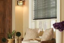 Automated Shades for the Home / Check out the latest in Lutron automated shades, including new technology, new styles, and a refreshed fabric line with over 1,500 choices. / by Lutron Electronics