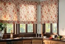 Window Treatments / Lutron shading solutions offer quiet, precision control of window treatments for convenient daylight management while saving energy and enhancing décor.  / by Lutron Electronics