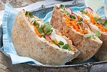 Healthy recipes / by Debra Cox