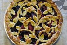 PIES - FRUIT /  NUT / by Linda Bloise