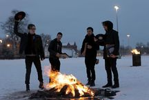 Fall Out Boy❤️ / A board about the best band in the history of ever. / by Carolyn Berkheimer