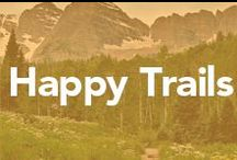 Happy Trails / by Oatworks